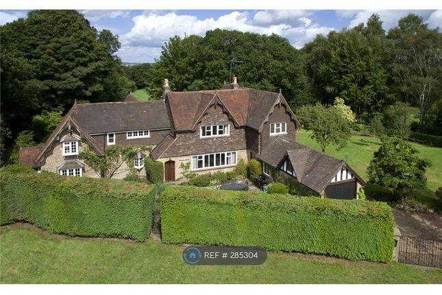 Thumbnail Detached house to rent in Godden Green Lodge, Godden Green, Sevenoaks