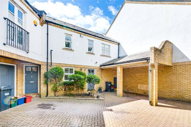 Thumbnail Terraced house for sale in Bailey Mews, Chiswick, London