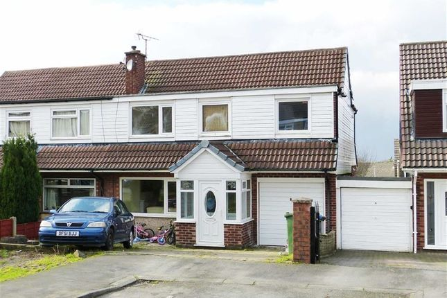 5 bed semi-detached house for sale in Masefield Close, Dukinfield