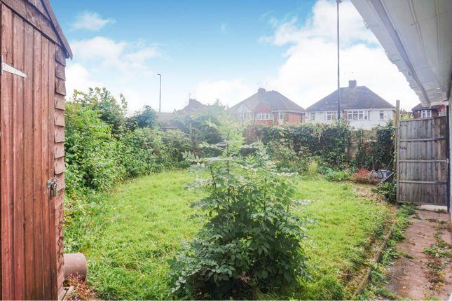 Side Garden of Daventry Road, Coventry CV3