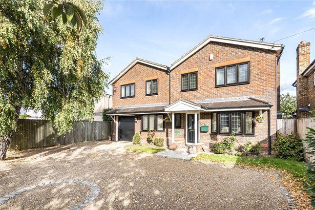 Thumbnail Detached house for sale in School Lane, Addlestone, Surrey