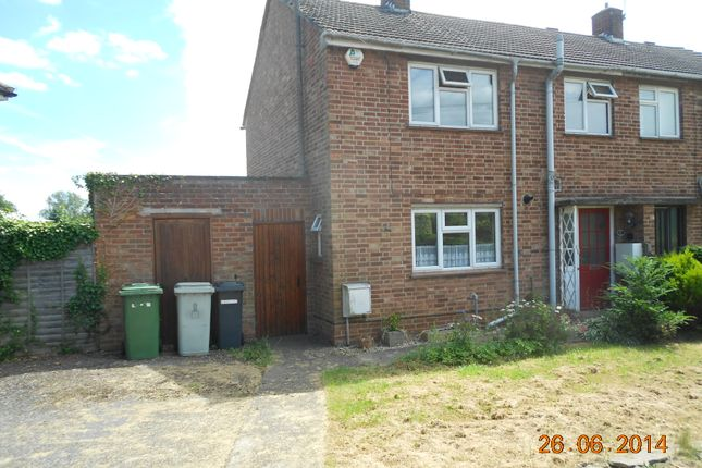 Thumbnail Semi-detached house to rent in Ashwell Road, Oakham