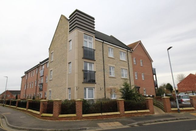 Thumbnail Flat for sale in Charles Briggs Avenue, Howden, Goole
