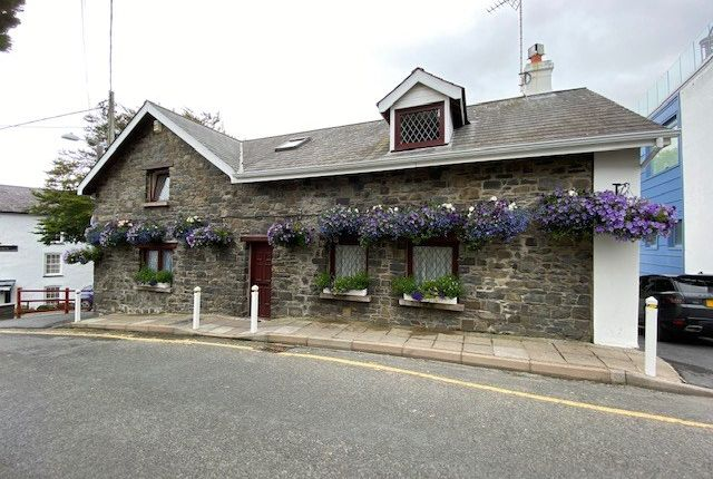 Detached house for sale in Glanmor Terrace, New Quay SA45