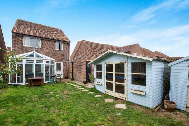 Thumbnail Detached house for sale in Priestley Way, Middleton-On-Sea, Bognor Regis