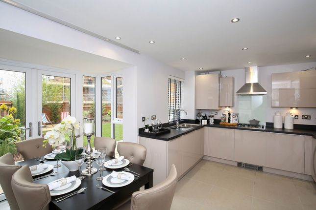 """Thumbnail Detached house for sale in """"Hexham"""" at Coppice Green Lane, Shifnal"""