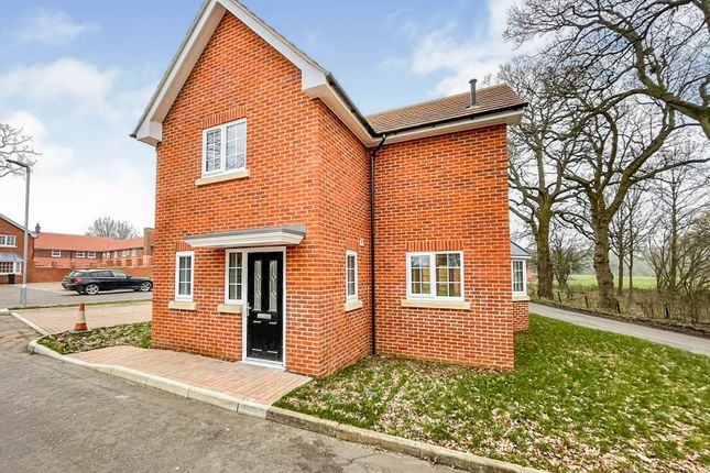 3 bed detached house for sale in Stoke Road, Thorndon, Eye IP23