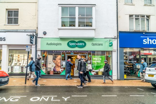 Retail premises for sale in High Street, Newport, Isle Of Wight