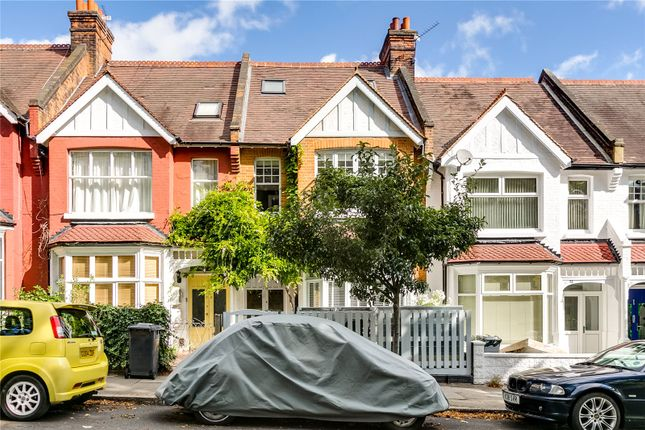 Thumbnail Property to rent in Trinity Rise, London