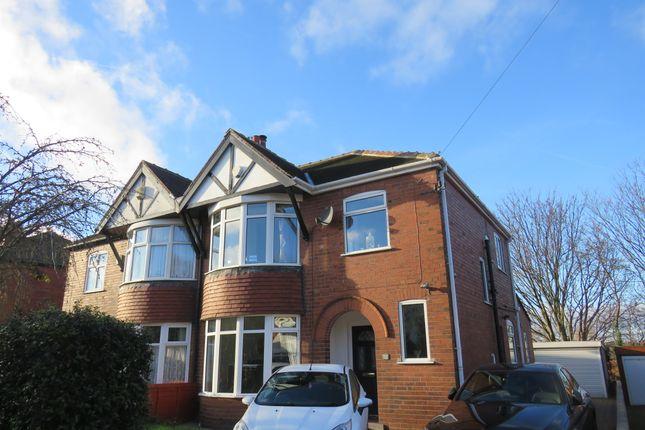 Thumbnail Semi-detached house for sale in Carrholm View, Chapel Allerton, Leeds