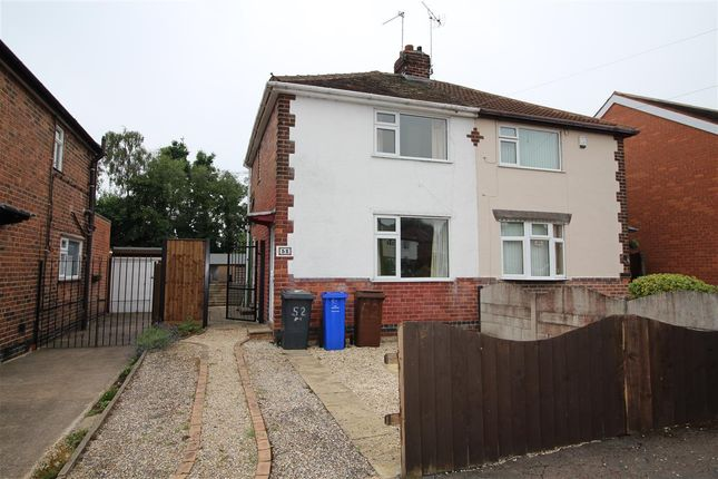 Semi-detached house for sale in Spinney Road, Ilkeston