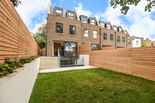 Thumbnail Terraced house for sale in King Edward's Mews, Acton, London