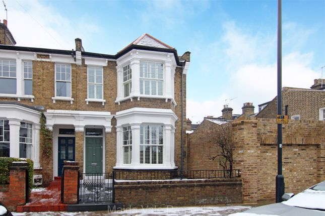Thumbnail Semi-detached house to rent in Radnor Road, Queens Park