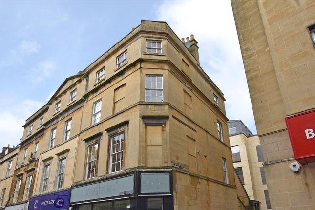 Thumbnail Maisonette for sale in Westgate Street, Bath