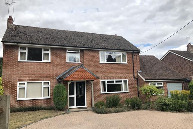 Thumbnail Detached house to rent in Curridge, Thatcham
