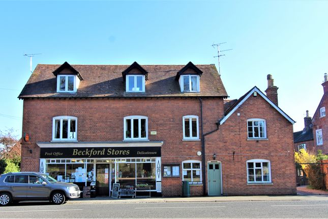 Thumbnail Retail premises for sale in Beckford Stores, Post Office, Holiday Lets And Land, Beckford, Tewkesbury