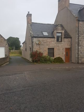 Thumbnail Semi-detached house to rent in Richmond Cottage, South Road, Rhynie