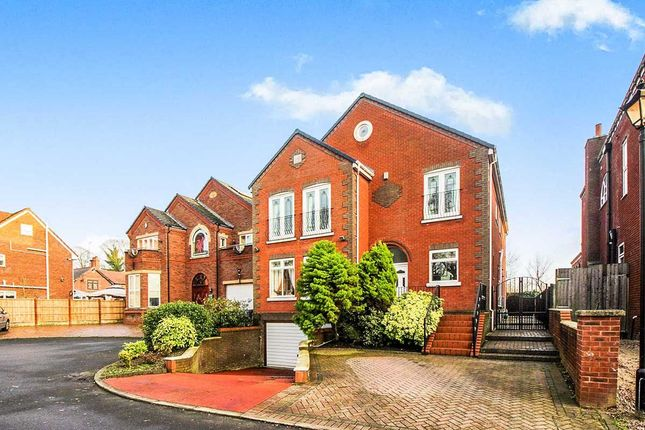 Thumbnail Detached house for sale in Old Kennel Close, Liverpool