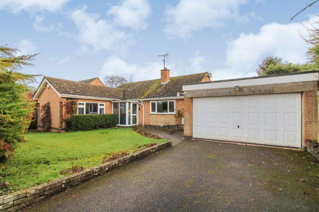 Thumbnail Detached bungalow for sale in Bowden Road, Thorpe Langton