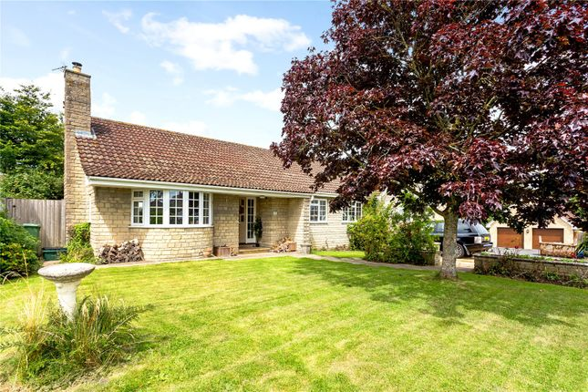 Thumbnail Bungalow for sale in Walnut Close, Rode, Somerset