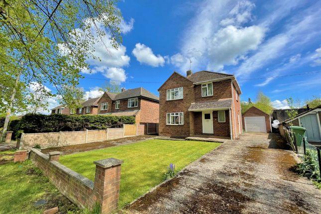 Thumbnail Detached house for sale in Manor Park Avenue, Princes Risborough, Buckinghamshire