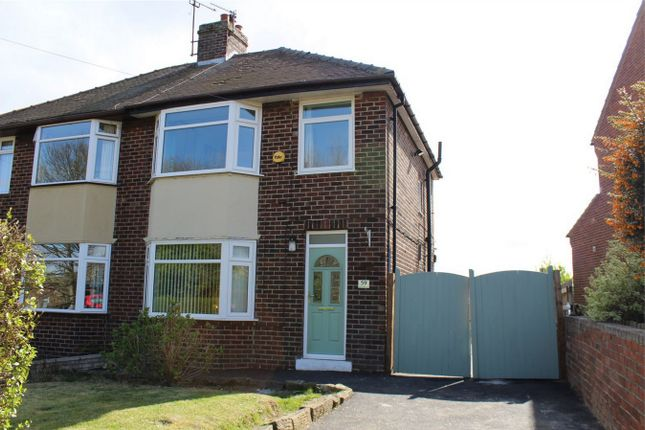 Thumbnail Semi-detached house for sale in Potter Hill Lane, High Green, Sheffield, South Yorkshire
