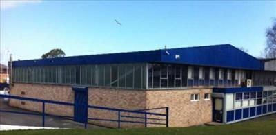 Thumbnail Light industrial to let in Unit C5, North Cheshire Trading Estate, Prenton