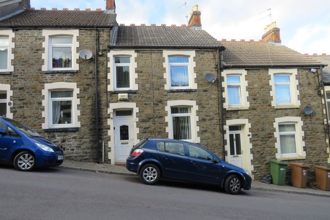 Thumbnail Terraced house for sale in Herbert Street, Brithdir, New Tredegar