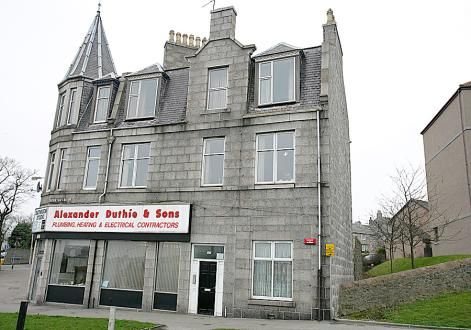 Thumbnail 2 bed flat to rent in Berryden Road, Kittybrewster, Aberdeen