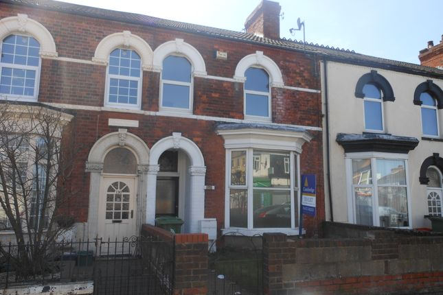 Thumbnail Terraced house to rent in Grimsby Road, Cleethorpes