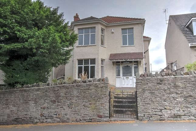 Thumbnail Detached house for sale in Woodstock Close, Kingswood, Bristol