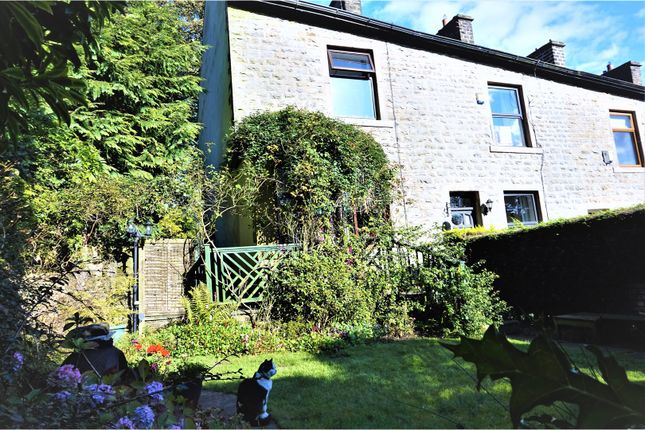 Thumbnail End terrace house for sale in Egypt Mount, Rossendale