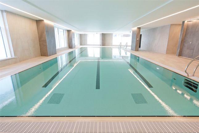 Swimming Pool of Harrison Walk, London SE10