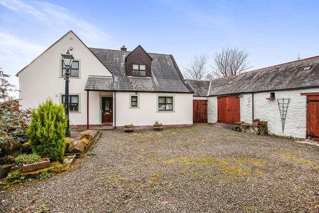 Thumbnail Detached house for sale in Kirkmahoe, Dumfries