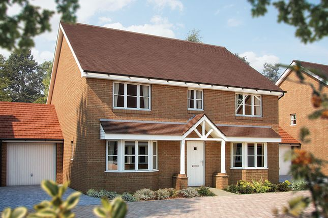 "Thumbnail Detached house for sale in ""The Winchester"" at Rusper Road, Ifield, Crawley"
