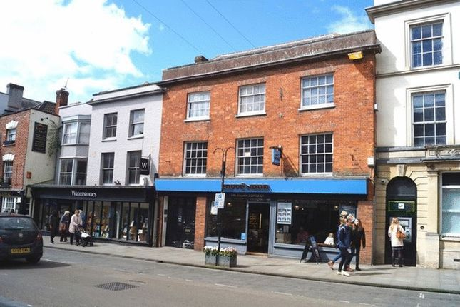 Thumbnail Flat for sale in High Street, Wells