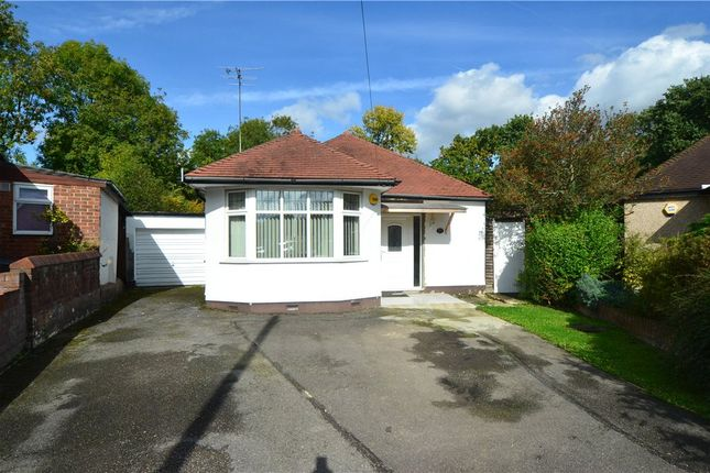 Thumbnail Detached bungalow to rent in Southbourne Close, Pinner, Middlesex