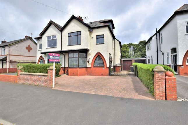 Thumbnail Semi-detached house for sale in St Andrews Avenue, Ashton, Preston, Lancashire