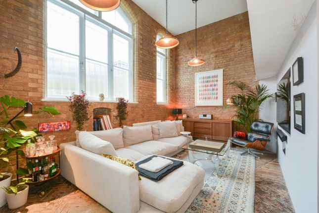 Thumbnail Flat for sale in Bow Brook House, Gathorne Street, Bethnal Green
