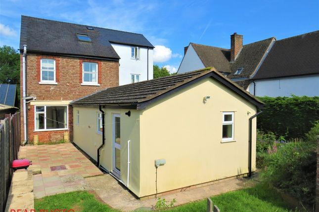 Thumbnail Detached house for sale in Brampton Road, Ross-On-Wye