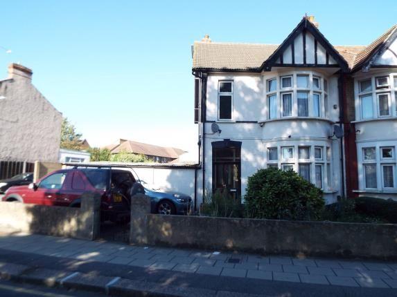 Thumbnail End terrace house for sale in Newbury Park, Essex