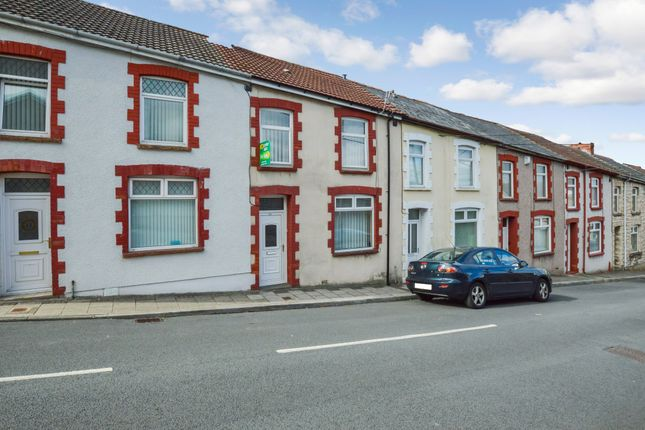 Thumbnail Terraced house for sale in West Avenue, Maesycwmmer, Hengoed