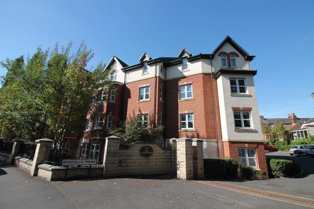 Thumbnail Flat to rent in Roseville Mews, Sale