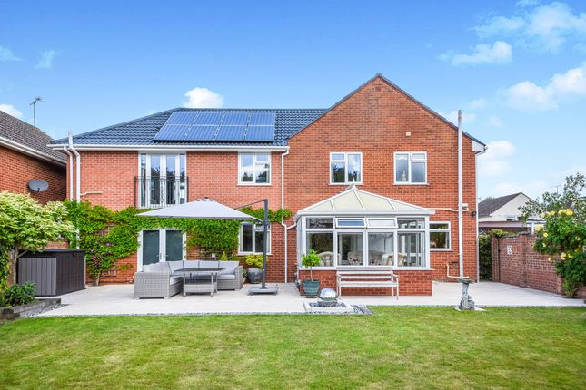 Thumbnail Detached house for sale in Coniston Close, South Wootton, Kings Lynn, Norfolk