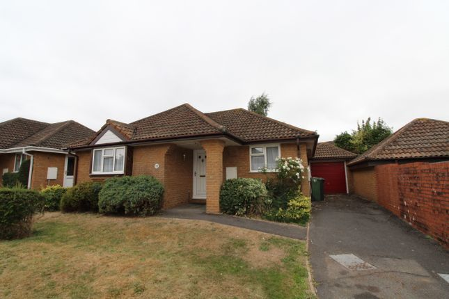 Thumbnail Bungalow to rent in Highmoors, Chineham, Basingstoke