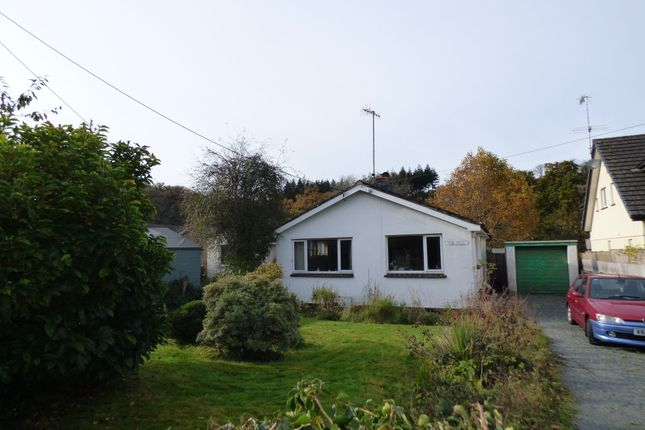 Thumbnail Bungalow for sale in Brightley Road, Okehampton