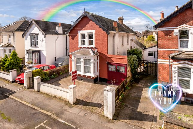 Thumbnail Detached house for sale in Tower Road, Dartford