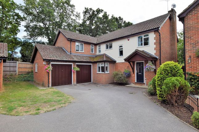 Thumbnail Detached house for sale in Chamomile Gardens, Farnborough