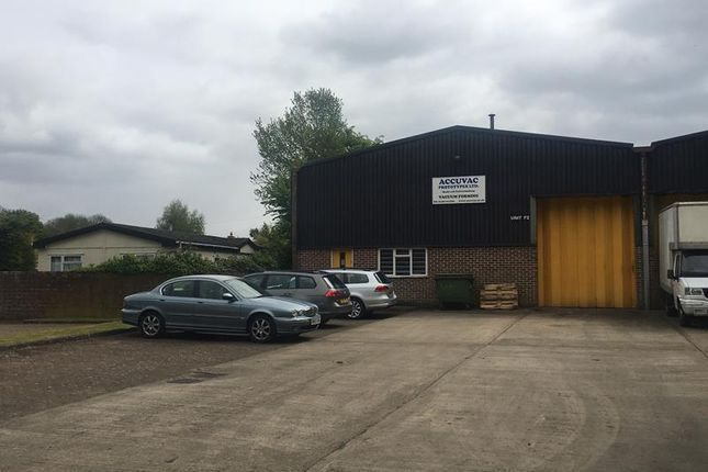 Thumbnail Light industrial to let in Unit F2, Watlington Industrial Estate, Cuxham Road, Watlington, Oxon