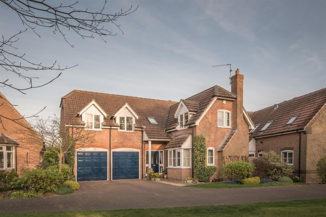 Thumbnail Property for sale in Thorold Gardens, Barkston, Grantham